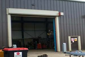 Seager Welding workshop facilities